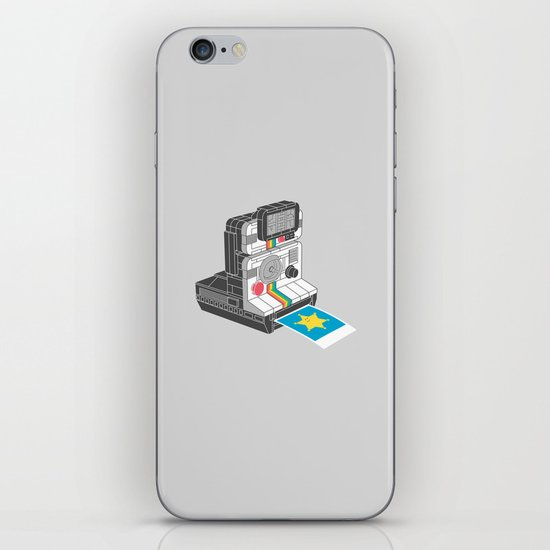 I Shot The Sheriff  iPhone & iPod Skin