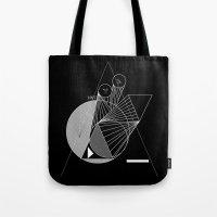 metropolis Tote Bags featuring Metropolis by Federico Leocata LTD