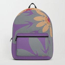 Vector Flower 104 Graphic Art Print Backpack