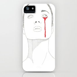Insecurity iPhone Case