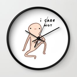 Honest Blob Cares Not Wall Clock