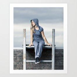 Ainwear Art Print