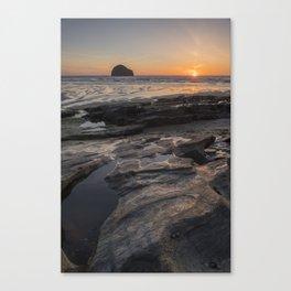 Magical Sunset II Canvas Print