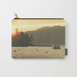 Zephyr Cove Carry-All Pouch