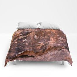 Desert Rock Art, Petroglyphs - III Comforters