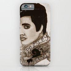 The King of Rock 'n' Roll (Elvis Presley) Slim Case iPhone 6s