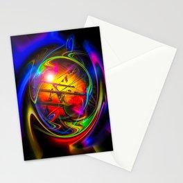 Saling Romance 2 Stationery Cards