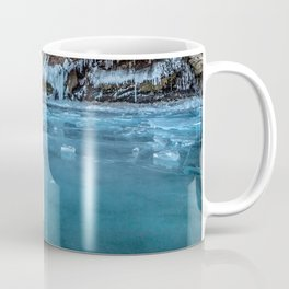 The Ice Grotto Coffee Mug