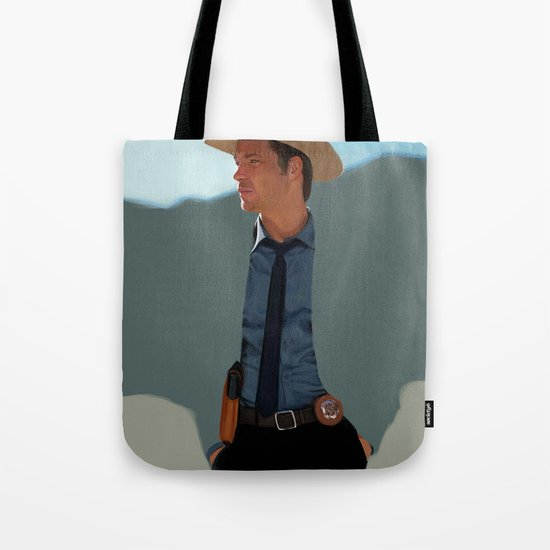 Justified Tote Bag