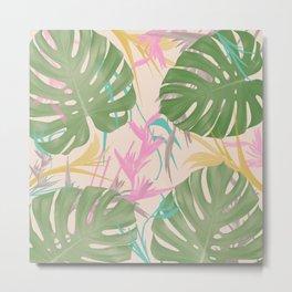 Lovely Tropics 1 Metal Print