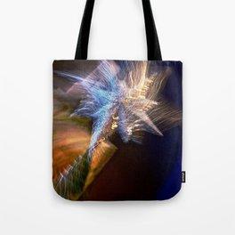 Abstract Star Of Wonder Tote Bag