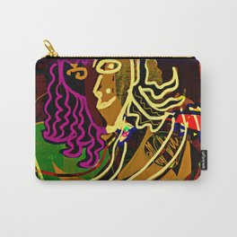 The Piano Girl / Memories / Follies Collection Carry-All Pouch