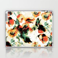 Flowers And Butterflies Laptop & iPad Skin