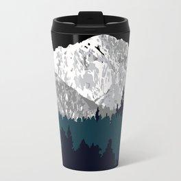 Under the Mountain  Travel Mug