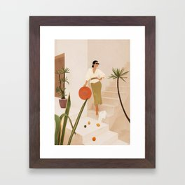 Wonders of the New Day Framed Art Print