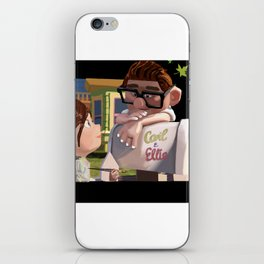 UP Carl and Ellie iPhone Skin