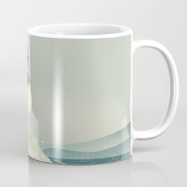 Lord Puffin Coffee Mug