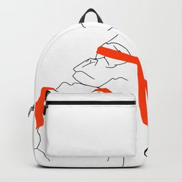 Wise Monkeys Backpack