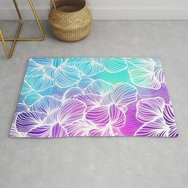 Tropical Cold Front Rug