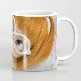 Erregiro Blythe Custom Doll Carmencita & Sócrates Coffee Mug