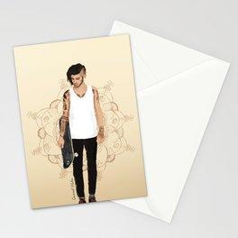 Skater Zayn  Stationery Cards