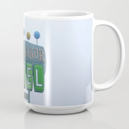 Towne Manor Motel Coffee Mug