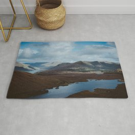 The Hills of Connemara, Ireland Rug