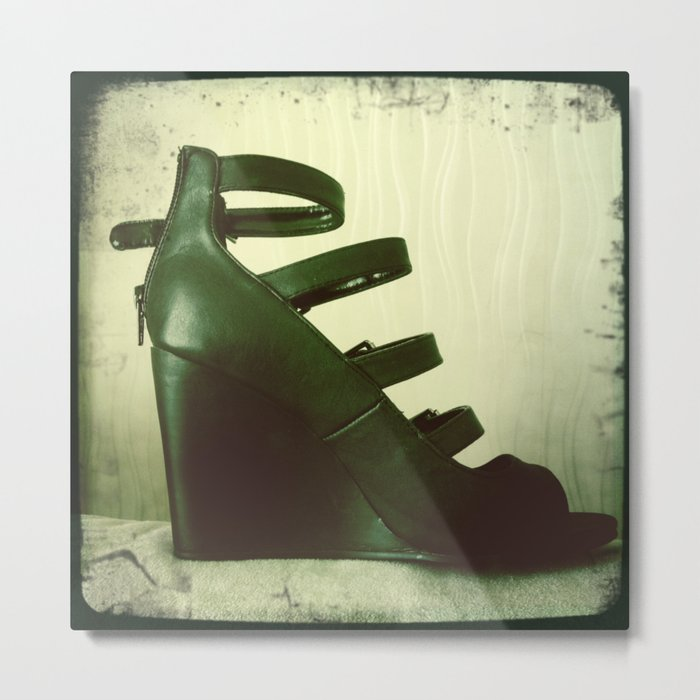 Shoes Design ! Metal Print