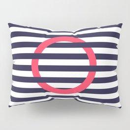 GEOMETRY RED&BLUE III Pillow Sham