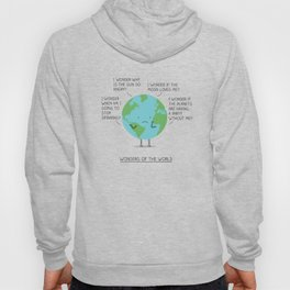 Wonders of the world Hoody