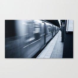 Bryant Park Subway Canvas Print