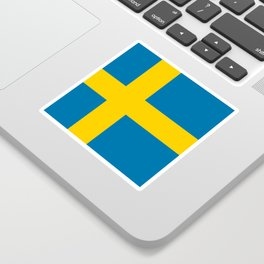 Flag of Sweden - Authentic (High Quality Image) Sticker