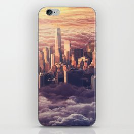 New York: Through The Roof iPhone Skin