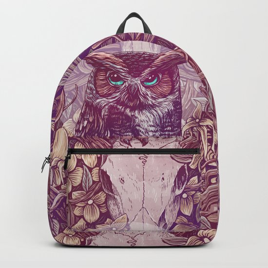 Above Head Backpack