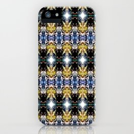 Wolf 04 Pattern iPhone Case
