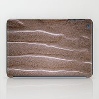 sand iPad Cases featuring sand by  Agostino Lo Coco