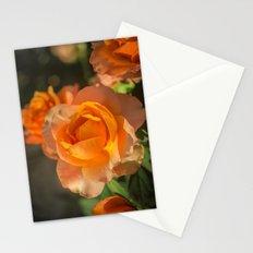Rose 4 Stationery Cards