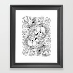 You Always Get What You Want 2 Framed Art Print