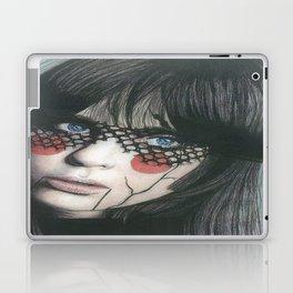 Zooey Doll Laptop & iPad Skin