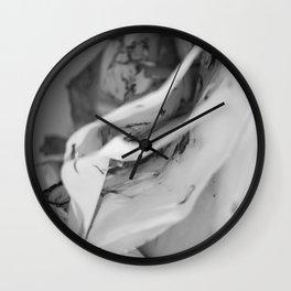 Burn 1 Wall Clock