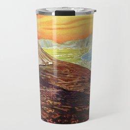 Vesuvius and the Gulf of Naples Travel Mug