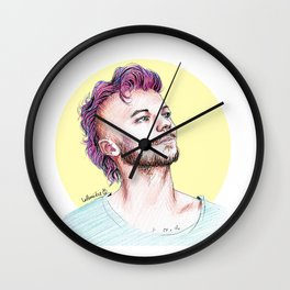 Mohawk Wall Clock