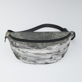Rugged rocky bushland view Fanny Pack