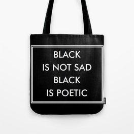 BLAKK Tote Bag