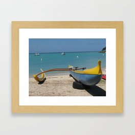 Hawaii #1 Framed Art Print