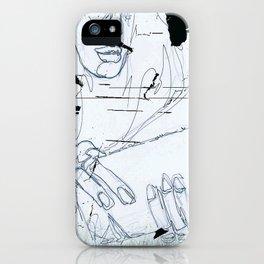 Normativität iPhone Case