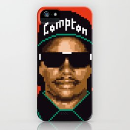 Compton city G iPhone Case