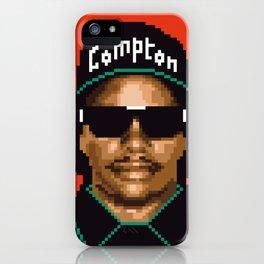 Compton city G iPhone Case