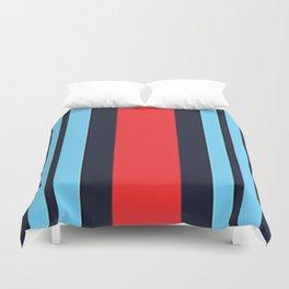 Martini Racing Colours Duvet Cover