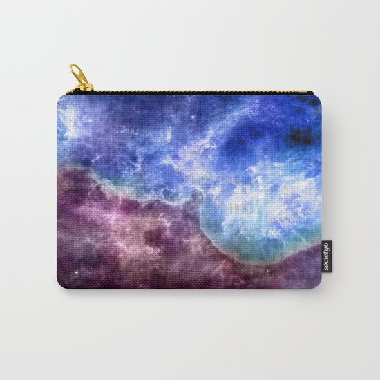 Wave of Neptune Carry-All Pouch